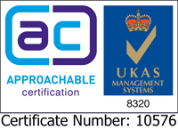 Approachable_UKAS-ISO9001