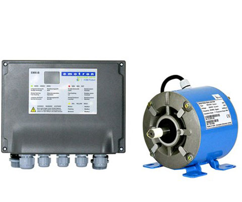 CG Emotron EMX B Heat Exchanger drive