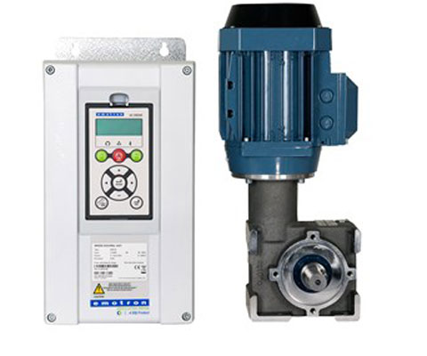 CG Emotron EMX D Heat Exchanger drive