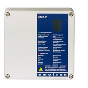 CG Emotron EMX P Heat Exchanger drive