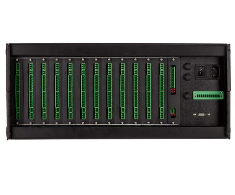 Field 5000 Series Critical Alarm Monitor Rear
