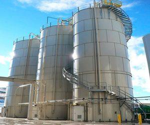 Cement Powder Silo Level Measurement - Hawk Measurement Sultan Acoustic Level