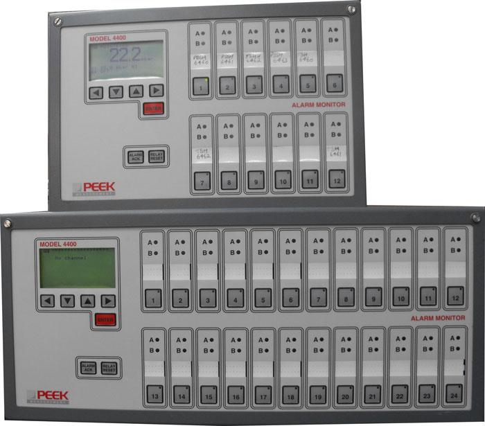 PEEK 4400 Alarm Monitor