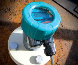 Tank Level Measurement - Hawk Measurement MiniWave