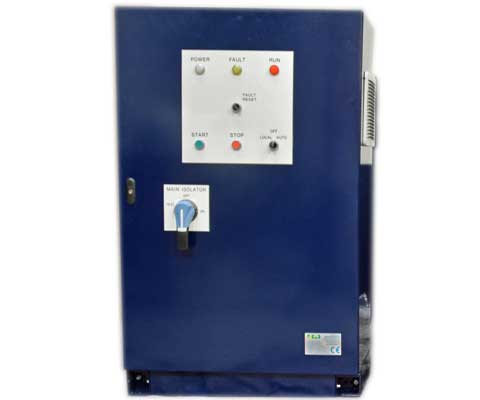 Softstater Panel Front