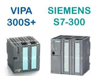 SIEMENS S7-300 VS YASKAWA VIPA 300S+