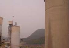 Hawk Sultan Acoustic Level Cement Silo